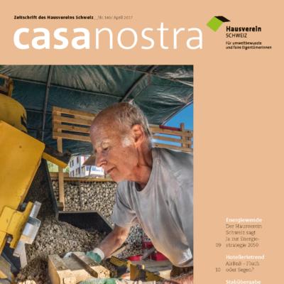 casanostra 140 - April 2017