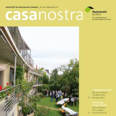 casanostra 142 | September 2017