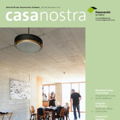 casanostra 143 - November 2017