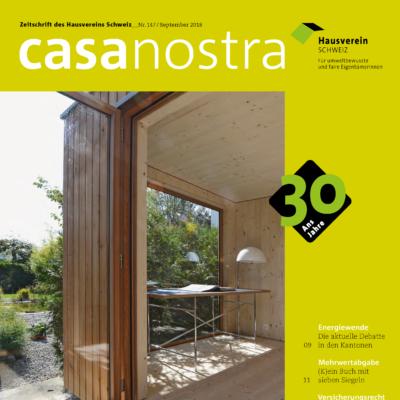 casanostra 147 | September 2018