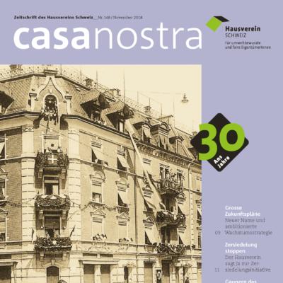 casanostra 148 | November 2018