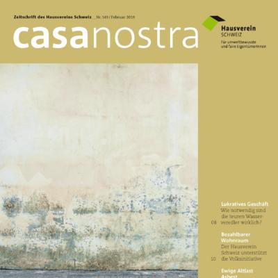 casanostra 149 | Februar 2019