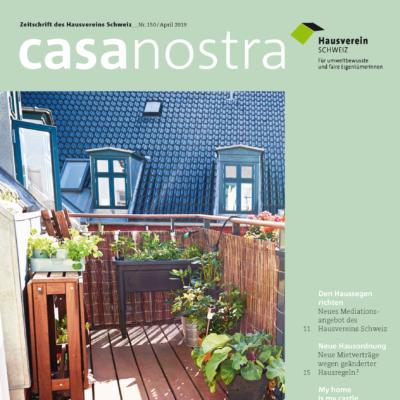casanostra 150 | April 2019