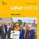 Magazin casanostra 151 | Juni 2019