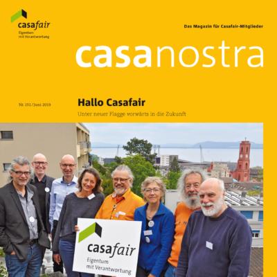 casanostra 151 | Juni 2019
