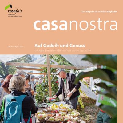 casanostra 155 | April 2020
