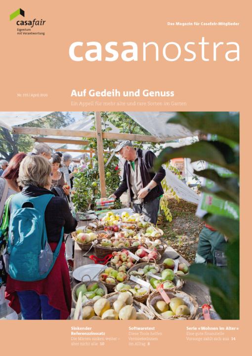 Casanostra 155 April 2020