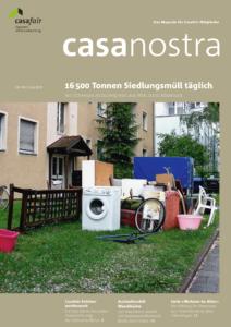 casanostra 156 - Juni 2020