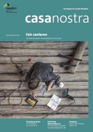 casanostra 159 | Februar 2021