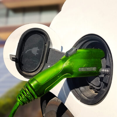 Installationen für das Elektroauto