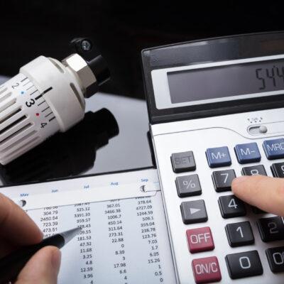 Verteilung der Nebenkosten