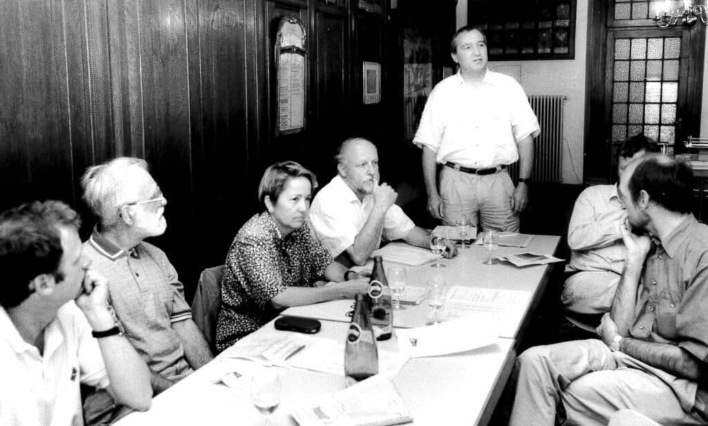 Delegiertenversammlung 1998