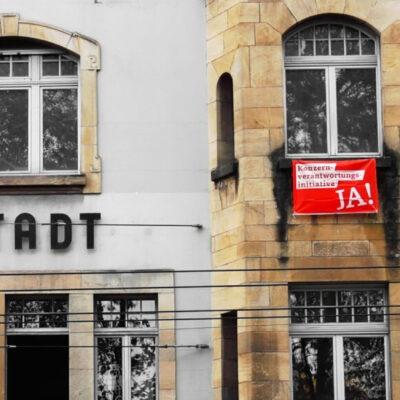 Casafair sagt JA zu mehr Konzernverantwortung