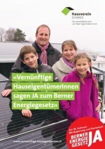 Flyer Berner Energiegesetz - 10. Februar 2019