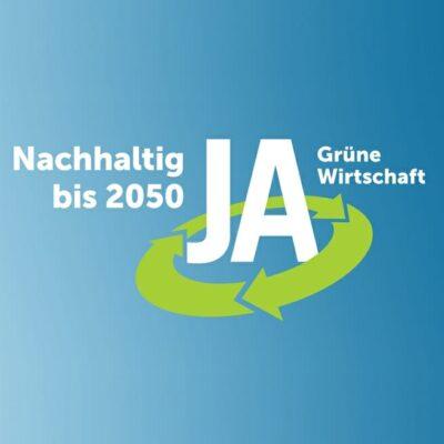 Der Hausverein sagt Ja zur Initiative «Grüne Wirtschaft»