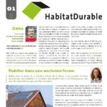 HabitatDurable 1 | avril/mai 2010