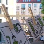 Aktion Kartengruss zum Tag der Nachbarschaft