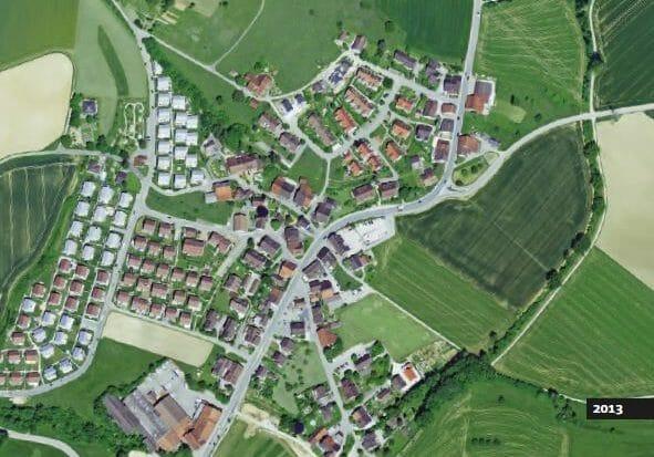 Lufingen, Nähe Kloten 2013