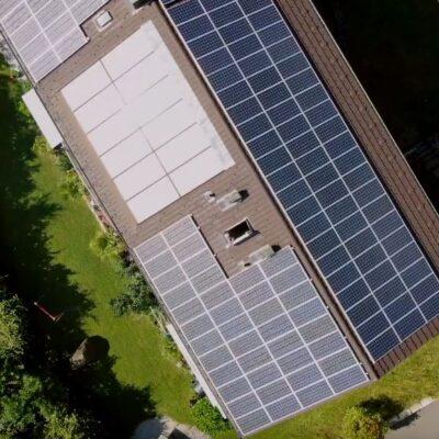 Altes Mehrfamilienhaus energetisch optimieren
