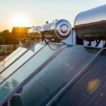 Bei Schönwetter die Solaranlage testen