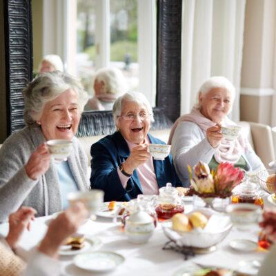 Wohnen im Alter – Zuhause älter werden